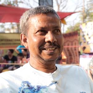 Abhijit Burman aka Bong (Photo: Sharad Chandra)