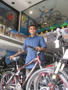 Nachiket Joshi (Photo: Shyam G Menon)