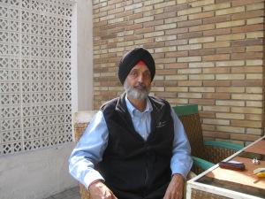 Shiv Inder Singh (Photo: Shyam G Menon)