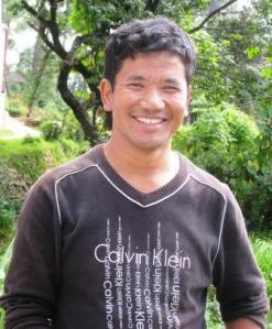 Namgya Sherpa (Photo: Shyam G Menon)