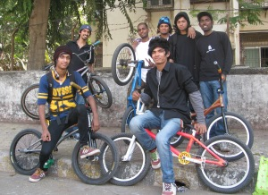 BMX riders (Photo: Shyam G Menon)