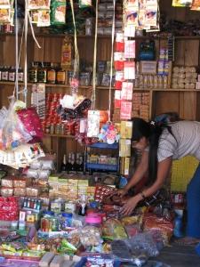 Shop at Pangsau in Myanmar (Photo: Shyam G Menon)