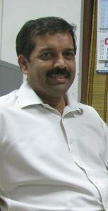 Ratnakar Dandekar (Photo: (Shyam G Menon)