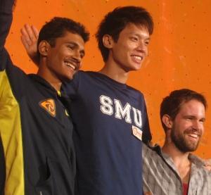 Tuhin, Adriel and Michael