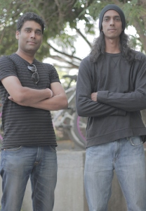 Praveen and Vinay