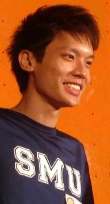 Adriel Choo (Photo: Shyam G Menon)