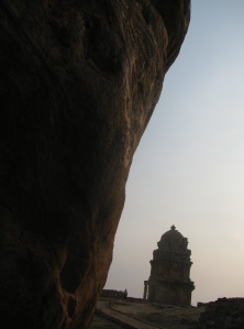 Badami: stone, temples and caves (Photo: Shyam G Menon)