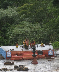 Small temple near Bonaccord (Photo: Shyam G Menon)