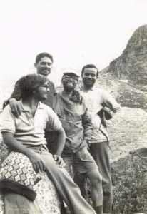 The 1978 Ali Ratan Tibba expedition-team (Photo: courtesy Ravi Kamat)