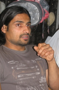 Vaibhav (Photo: Shyam G Menon)