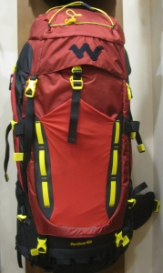 From the new range of Wildcraft backpacks (Photo: Shyam G Menon)