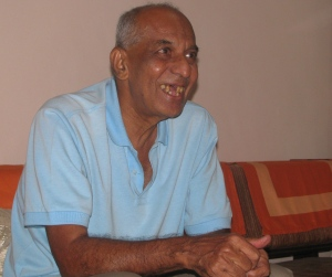Kutty Krishnan Nambiar (Photo: Shyam G Menon)