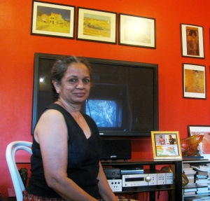 Neeta Ramakrishnan (Photo: Shyam G Menon)