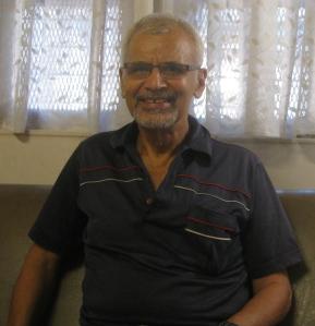 Khusru Patel (Photo: Shyam G Menon)