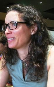 Andrea Reinsmoen Stadler (Photo: Shyam G Menon)