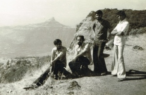 From the old Matheran hike