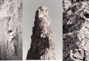 From old Girivihar climbs (Photos: courtesy Franco)