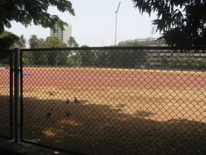 University Ground (Photo: Shyam G Menon)
