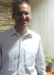 Dr Rajat Chauhan (Photo: Shyam G Menon)