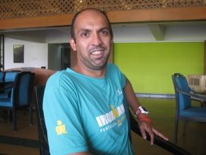 Dr Kaustubh Radkar (Photo: Shyam G Menon)