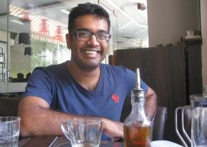 Kaustubh Khade (Photo: Shyam G Menon)