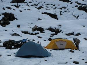 Camp 1 (Photo: Shyam G Menon)