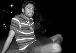 Samar Farooqui (Photo: Shyam G Menon)