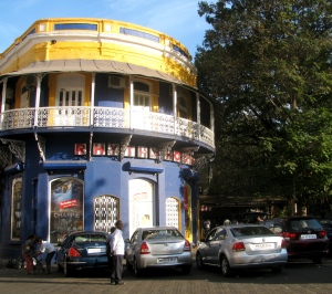Rhythm House at Kala Ghoda, Mumbai (Photo: Shyam G Menon)