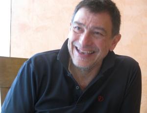 Fabrizio Minnino, Jury President, IFSC (Photo: Shyam G Menon)