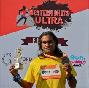 After the Western Ghats Ultra (Photo: courtesy Breeze Sharma)