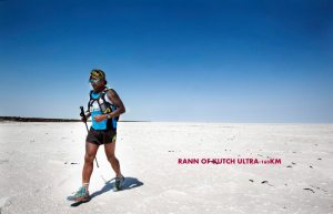 From the ultra-marathon in the Rann of Kutch (Photo: courtesy Breeze Sharma)