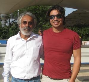 Sudhakaran and Shiva (Photo: Shyam G Menon)