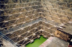 The Chand Boari stepwell in Rajasthan. This photo is used for representation purpose only (Photo: Doron, commons.wikimedia.org)