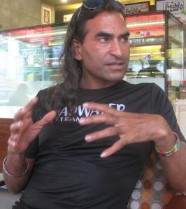 Breeze Sharma (Photo: Shyam G Menon)