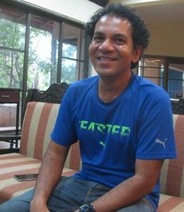 Sanjay Bhingarde (Photo: Shyam G Menon)