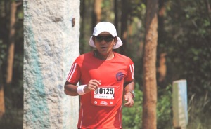 From the Bengaluru Ultra (Photo: courtesy Sanjay Bhingarde)