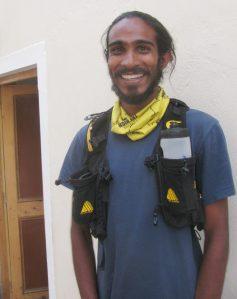 Kieren D'Souza (Photo: Shyam G Menon)