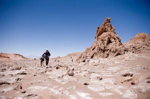 From the the Atacama desert of South America (Photo: courtesy Michelle Kakade)
