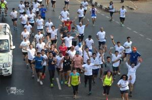 From the Golden Quadrilateral run (Photo: courtesy Michelle Kakade)