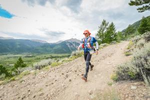 From the Leadville Trail Invitational (Photo: courtesy Grant Maughan)
