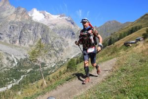 From Ultra Trail du Mont Blanc - UTMB (Photo: courtesy Grant Maughan)