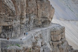 Himalayan Crossing (Photo: courtesy Globeracers)
