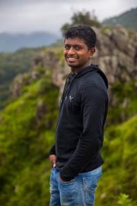 Praveen C. M (Photo: Jyothy Karat)