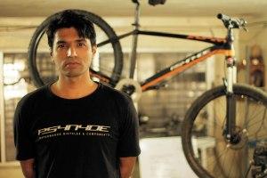 Sudeep Mane (Photo: courtesy Psynyde Bikes)