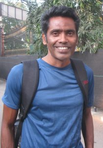 Idris Mohamed (Photo: Shyam G Menon)