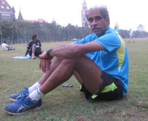 Savio D' Souza (Photo: Shyam G Menon)