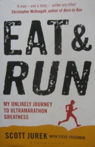 Scott Jurek's book